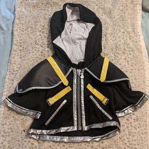 Sora Cosplay Kingdom Hearts Jacket Hoodie